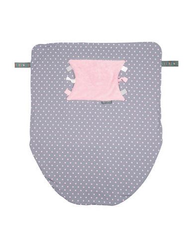 Cheeky Chompers Cheeky Fleece Blanket-MULTI-One Size