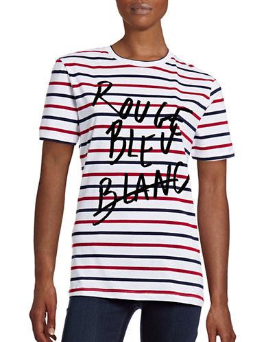 Etre Cecile Breton Striped T-Shirt-WHITE-Small 88430309_WHITE_Small