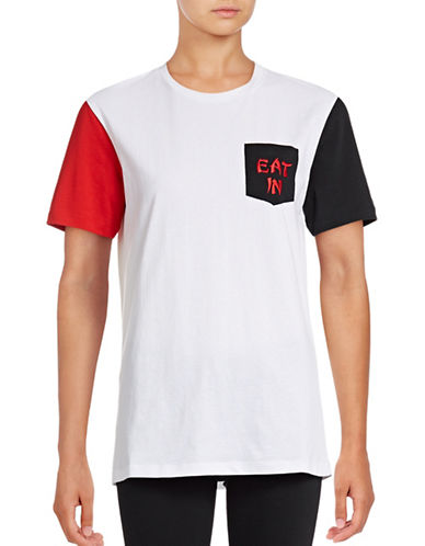 Etre Cecile Take Away Pocket Tee-WHITE-Large 88888172_WHITE_Large