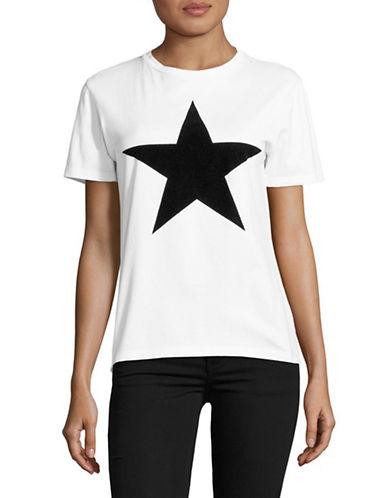Etre Cecile Star T-Shirt-WHITE-X-Small 89087036_WHITE_X-Small