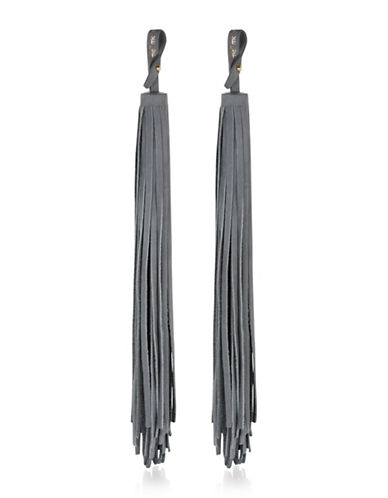 Meli Melo Leather Tassel Duo-BLUE-One Size