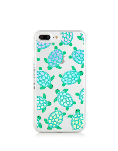 Skinnydip iPhone 6 Plus, 6S Plus and 7 Plus Turtle Case-MULTI-One Size