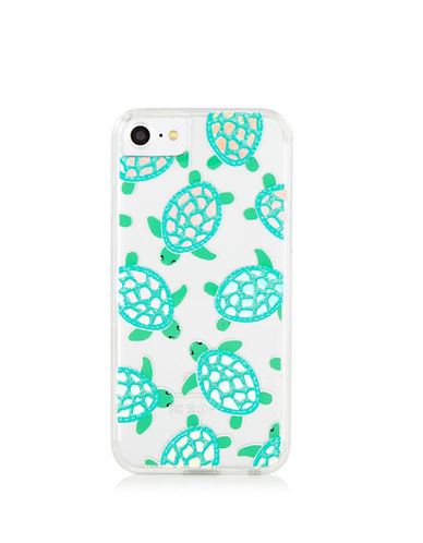 Skinnydip iPhone 6, 6S and 7 Turtle Case-MULTI-One Size