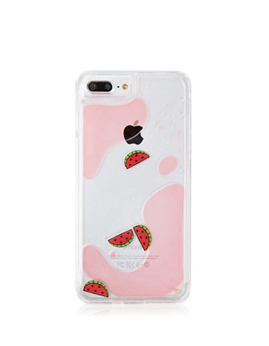 Skinnydip iPhone 6 Plus, 6S Plus and 7 Plus Watermelon Charm Case-MULTI-One Size