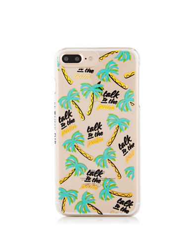 Skinnydip iPhone 6 Plus, 6S Plus and 7 Plus Talk To The Palm Case-MULTI-One Size