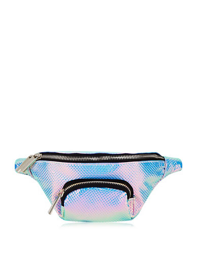 Skinnydip Holographic Cat Bumbag-MULTI-One Size