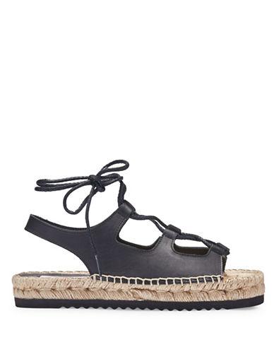 Miista Beatrice Leather Espadrille Sandals-BLACK-EUR 39/US 9