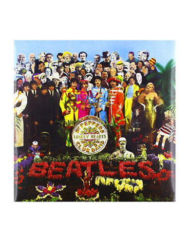 Vinyl The Beatles - Sgt. Peppers Lonely Hearts Club Band Vinyl-BLACK-One Size