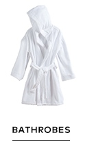 SHOP BY CATEGORY: Bathrobes