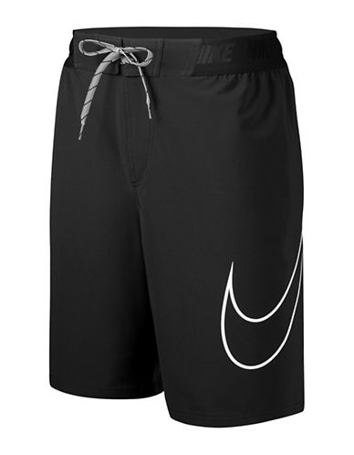 Nike Big Swoosh Trainer E-Board Shorts-BLACK-Small 88502202_BLACK_Small