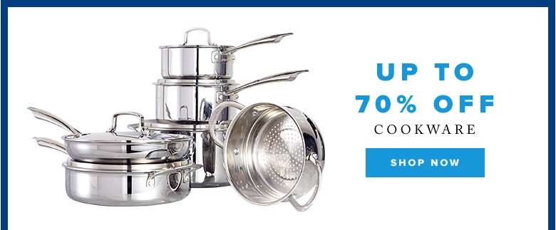 Cyber Week: Up to 70% off cookware