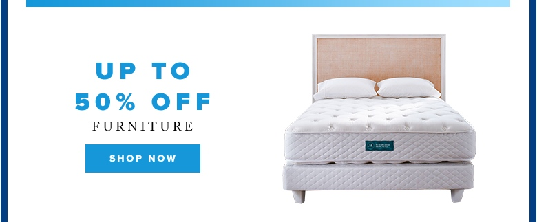 Cyber Week: Up to 50% off furniture