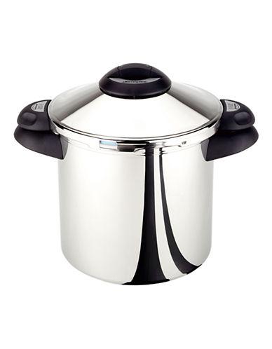 Demeyere 8 L Pressure Cooker-SILVER-One Size