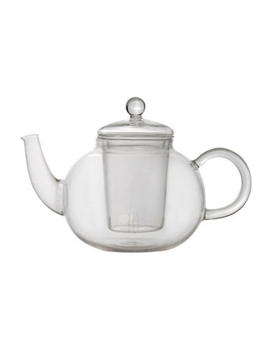 Berghoff Studio Glass Tea Pot-CLEAR-One Size