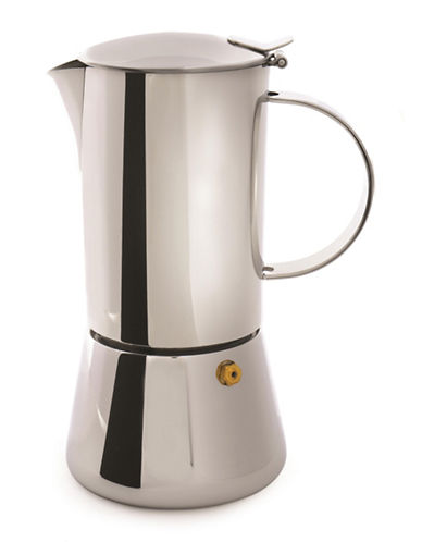 Berghoff Studio Espresso and Coffee Maker-STAINLESS STEEL-25
