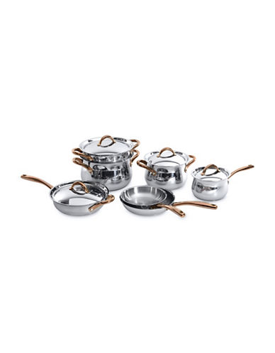 Berghoff 11-Piece Ouro Cookware Set-MULTI-One Size