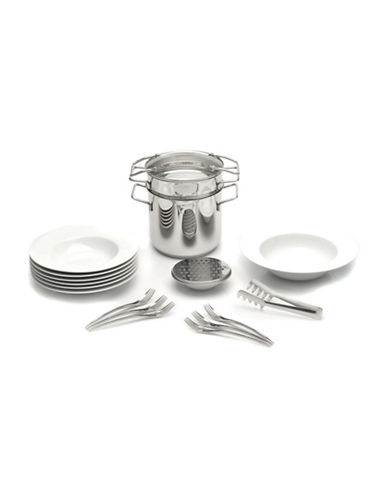 Berghoff Studio Line 20-Piece Pasta Set-STAINLESS STEEL-One Size