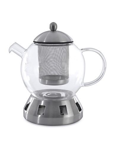 Berghoff Dorado Four-Piece Tea Pot-CLEAR-One Size