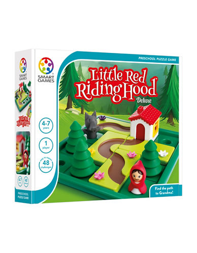 Smart Games Little Red Riding Hood-MULTI-One Size
