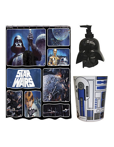 Mon Tex Three-Piece Classic Star Wars Accessory Set-ASSORTED-One Size