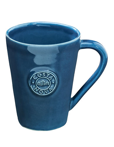Costa Nova Coffee Mug-BLUE-One Size