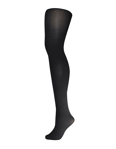 Silks Energizer Support Reinforced Pantyhose-BLACK-B