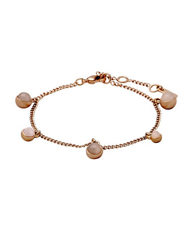 Pilgrim Elda Bracelet-ROSE GOLD-One Size