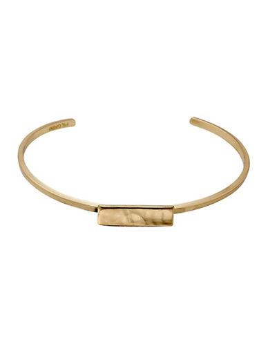Pilgrim Lavina Cuff Bracelet-GOLD-One Size