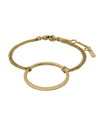 Pilgrim Iona Bracelet-GOLD-One Size