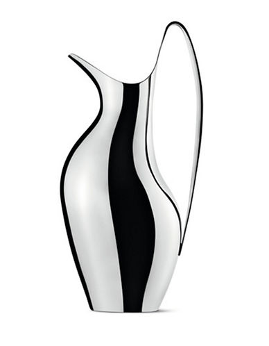 Georg Jensen Fluid Pitcher-STAINLESS STEEL-One Size