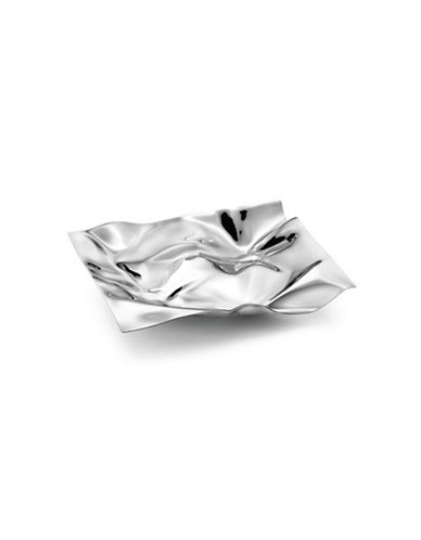 Georg Jensen Crash Tray  Small-STAINLESS STEEL-One Size