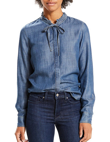 LeviS Katya Shirt-MEDIUM AUTHENTIC-Medium