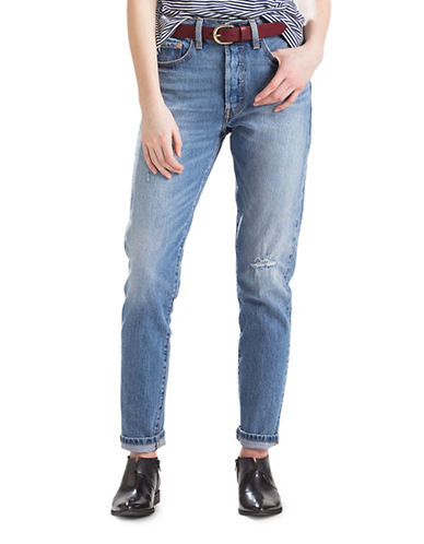 LeviS 501 Skinny Jeans-POST MODERN BLUES-31X30