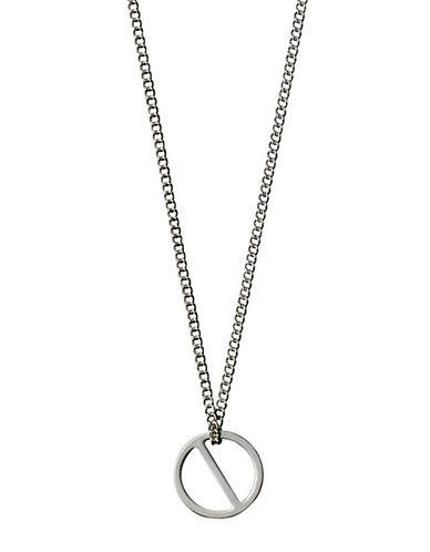 Pilgrim Essence Pendant Necklace-SILVER-One Size