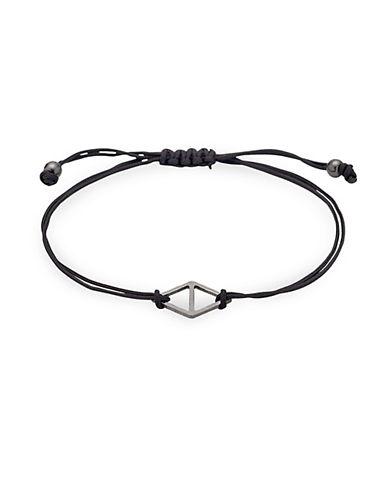 Pilgrim Hematite Spring Bracelet-HEMATITE-One Size