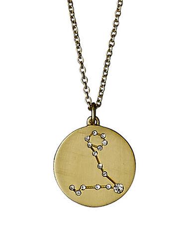 Pilgrim Starsign Pieces Pendant Necklace-GOLD-One Size