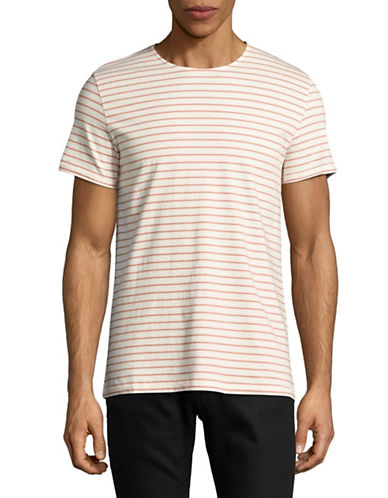 Minimum Striped T-Shirt-PINK-Medium 89197723_PINK_Medium