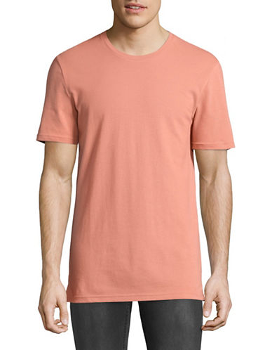 Minimum Pique T-Shirt-PINK-X-Large 89197733_PINK_X-Large