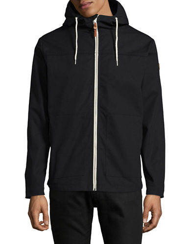Rvlt Stand Collar Hoodie-BLACK-Large 89068581_BLACK_Large