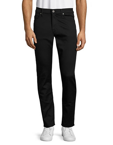 Tiger Of Sweden Pistolero Straight-Leg Jeans-BLACK-30X34