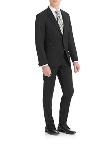 Tiger Of Sweden Slim Ollie Wool Tuxedo-BLACK-EU 52/US 42