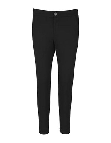 Part Two Mighty Dress Pants-BLACK-34
