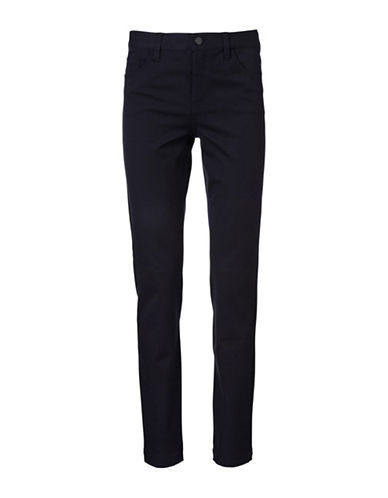 Inwear Pen-Oppi Bi-Stretch Straight-Leg Pants-BLACK-44