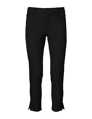 Inwear Pen Oppis Cropped Pants-BLACK-36