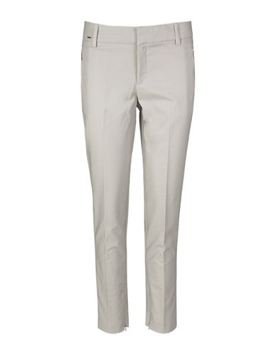 Part Two Urban Dress Pants-WHITE-34