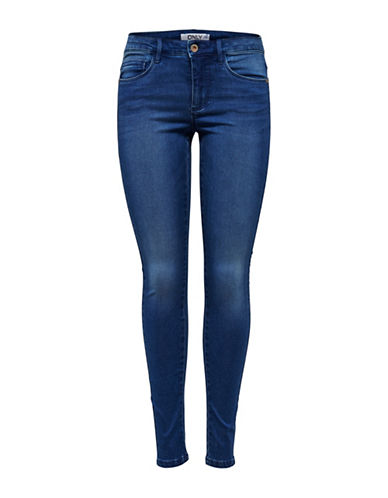 Only onlROYAL Regular Skinny Jeans-BLUE-Small