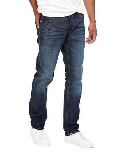 Jack & Jones Regular Blue Skinny Jeans-DENIM-33X32
