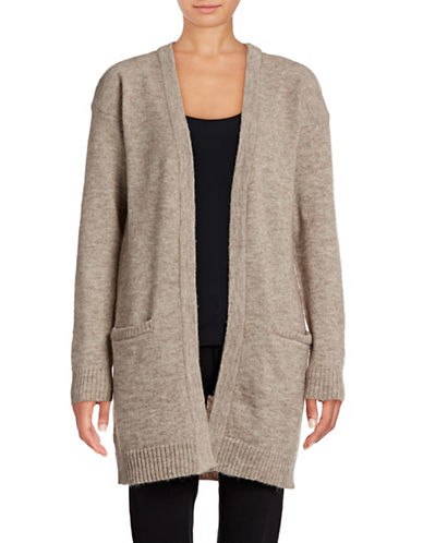 Ichi Wool-Blend Pocket Cardigan 88714579