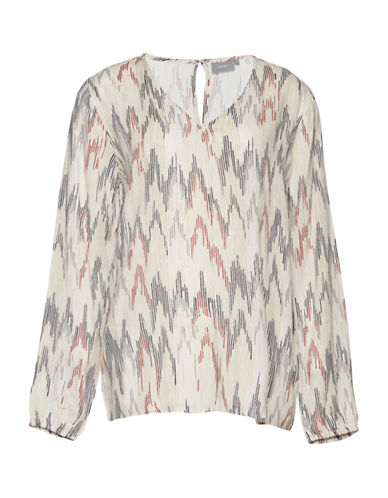 B. Young Gilda Blouse-NATURAL-44
