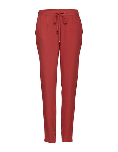 B. Young Hyra Pants-RED-34